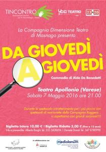 locandina teatro 7 maggio
