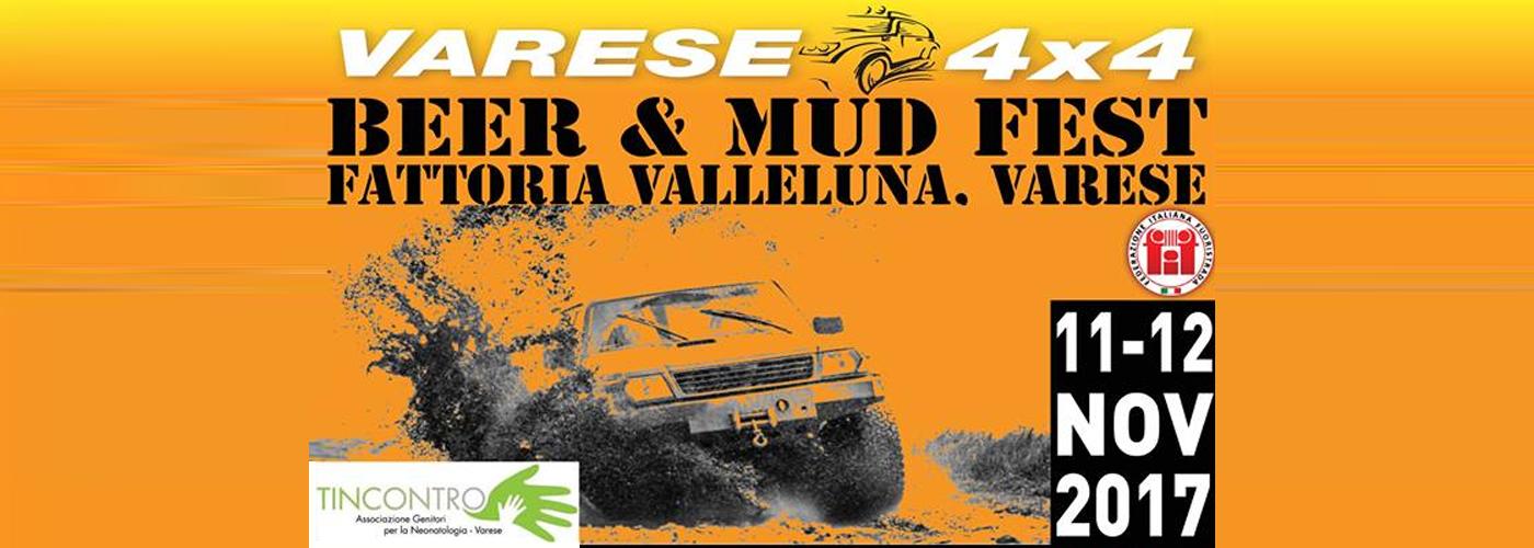 Varese 4x4 Beer & Mud Fest